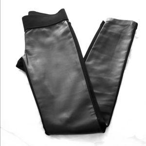 Club Monaco black skinny pants/leggings
